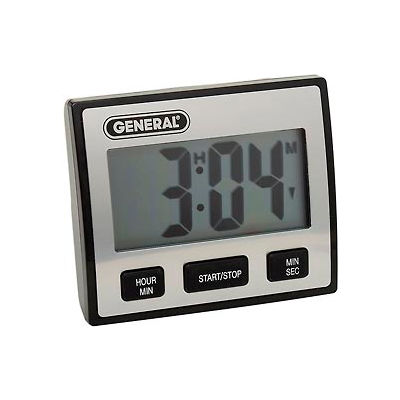 Waterproof Timer With Jumbo Display - Pkg Qty 2