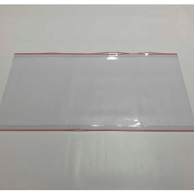 Dock Amp Truck Equipment Dock Seals Shelters Amp Roll Up Doors Clear Pvc Door Panels For Goff S