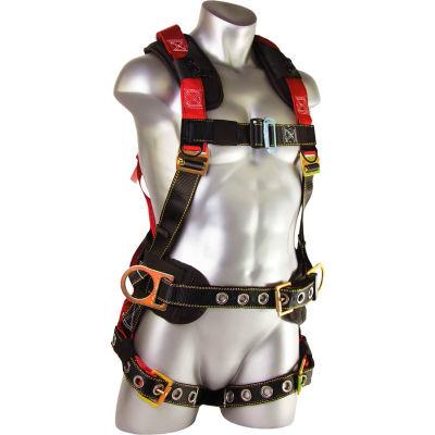 Guardian 11171, Seraph Construction Harness, D-Rings, XL-2XL