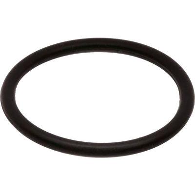 338 O-Ring Epdm, 3-1/8ID x 3-1/2OD, 70 Duro, Round, Black