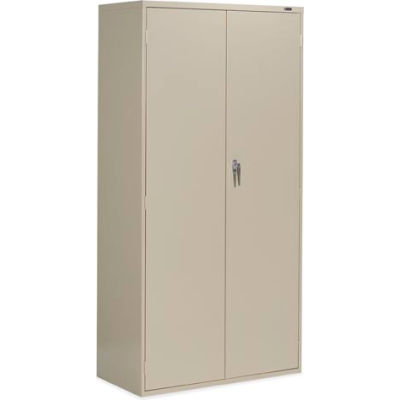 Global Storage Cabinet with Lever Handle - Putty