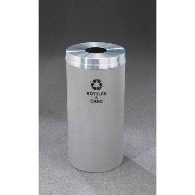 Glaro Recyclepro Single Stream Desert Stone, 12 Gallon Bottle/Can - B-1232