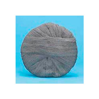 "17"" Steel Wool Pad, Grade 0, Gray, 12 Per Case"