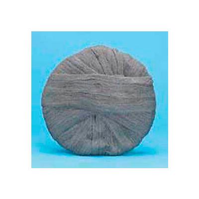 "19"" Steel Wool Pad, Grade 0, Gray, 12 Per Case"