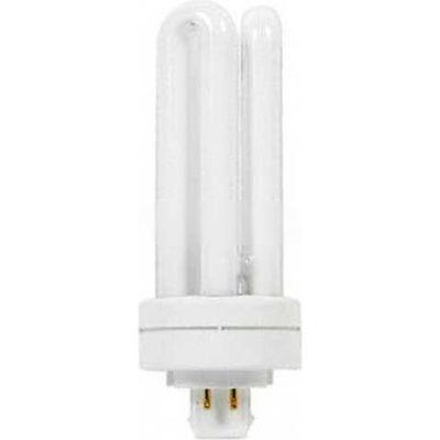 GE 97617 F26TBX/841/A/ECO CFL Bulb T-4 GX24q-3, 1530 Lumens, 82 CRI, 26W, 4100K - Pkg Qty 10
