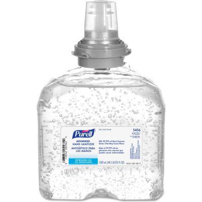 PURELL® Advanced Hand Sanitizer Gel - 4 Refills/Case - 5456-04