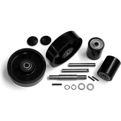 GPS Complete Wheel Kit for Manual Pallet Jack GWK-BTU-CK - Fits BT Model # L 2000-U & L 2300-U