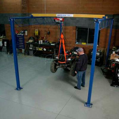 Shop Crane™ 1000 Lbs. Capacity, 12' Span & 8' Height