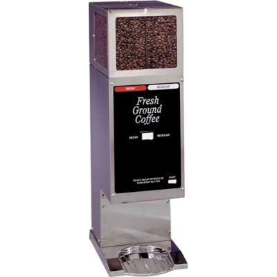 Dual Hopper Coffee Grinder-Single Portion Each Side