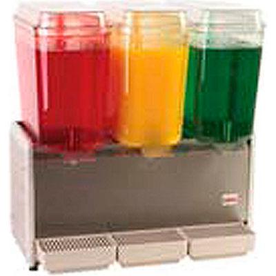 Crathco D35-4, Cold Beverge Dispenser-Triple Bowl