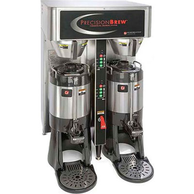 PrecisionBrew™ Vacuum Insulated Shuttle  Brewer-Twin