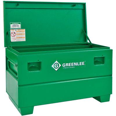 """Greenlee® 2448  48"""" x 25"""" x 24"""" Jobsite Storage Box"""