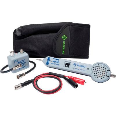 Greenlee® 402K Catv Tone Test Set