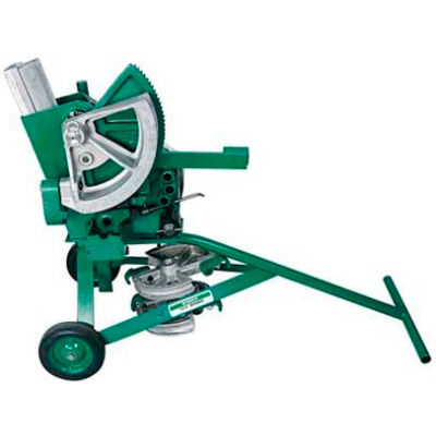 """Greenlee 1818R Mechanical Bender For Imc, Rigid And Aluminum Conduit, 1/2""""x2"""""""