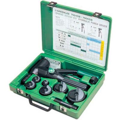 Greenlee 7906SB Quick Draw 90 Hydraulic Punch Kit