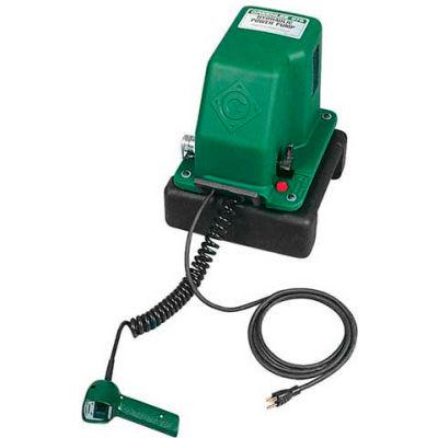 Greenlee 975 Electric Hydraulic Pump
