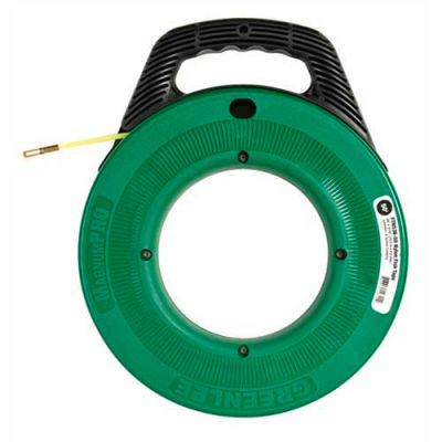 Greenlee FTN536-50 Magnumpro Nylon Fish Tape With Case