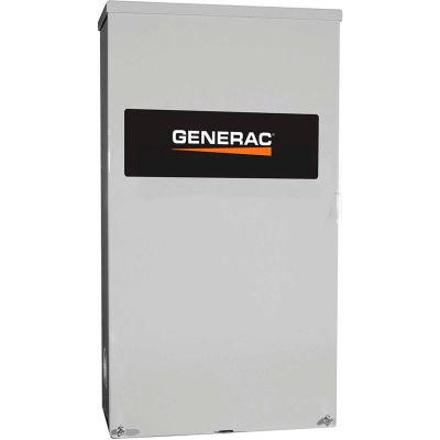 Generac RXSW150A3, 120/240 NEMA 3R 150-Amp Smart Switch (Service Rated)