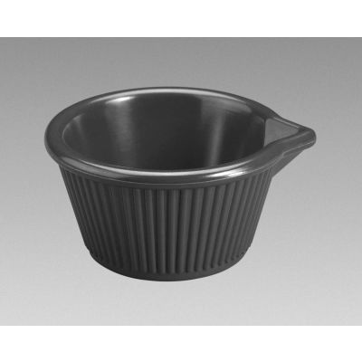 "Gessner 0388A-BN - Spouted Ramekin, 4 Oz., Bone, 1-3/4""H x 3-5/8"" Diameter, 36/Pack"