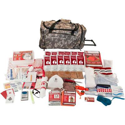 Guardian Survival Gear SKTK Elite Survival Kit, Wheel Bag, Camo