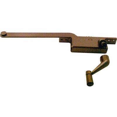 """Prime-Line H 3588 Casement Operator, 6"""" Square Type, Right Hand, Bronze"""