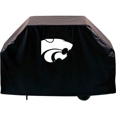 """Holland Bar Stool, Grill Cover, Kansas State, 60""""L x 21""""W x 36""""H"""