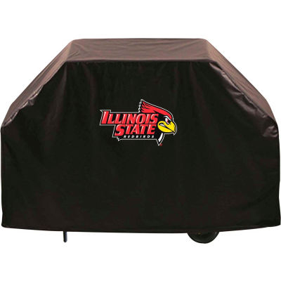 """Holland Bar Stool, Grill Cover, Illinois State, 72""""L x 21""""W x 36""""H"""