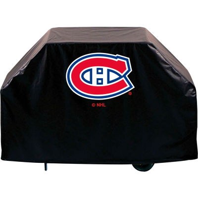 """Holland Bar Stool, Grill Cover, Montreal Canadiens, 72""""L x 21""""W x 36""""H"""