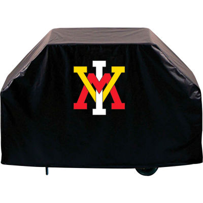 """Holland Bar Stool, Grill Cover, Virginia Military Institute, 72""""L x 21""""W x 36""""H"""