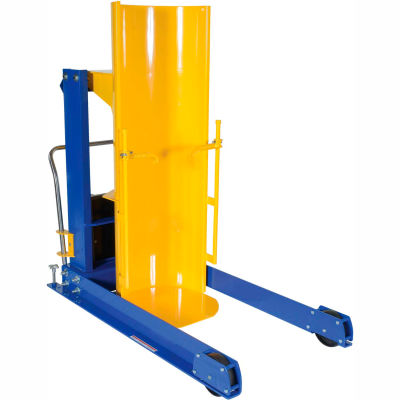 HDD-48-10-S Stationary Hydraulic Drum Dumper