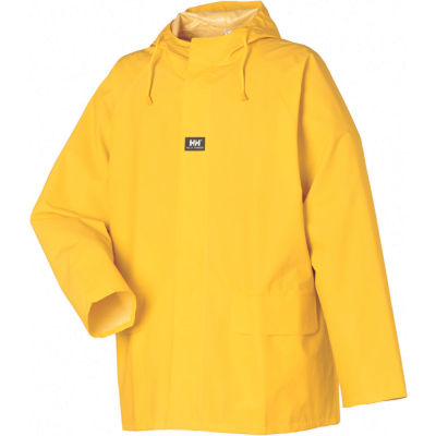Helly Hansen Mandal Jacket, Yellow, S, 70129-310