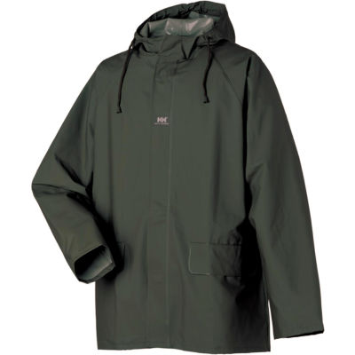 Helly Hansen Mandal Jacket, Green, 3XL, 70129-480-3XL