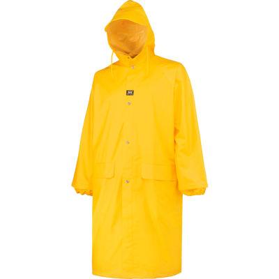 Helly Hansen Woodland Coat, Yellow, 4XL, 70306-310