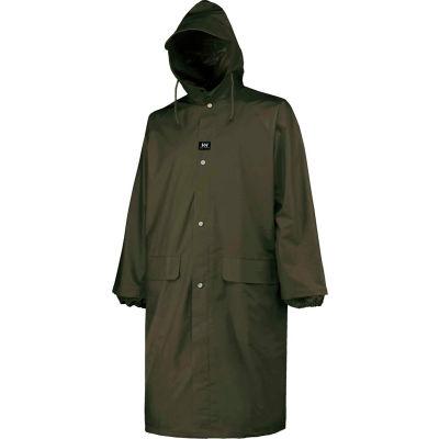 Helly Hansen Woodland Coat, Green, X-Large, 70306-480-XL