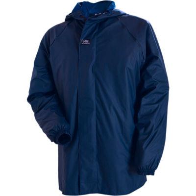 Helly Hansen Impertech Sanitation Jacket, Navy, 4XL, 70317-590