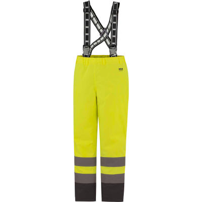 Helly Hansen Alta Insulated Pant, Yellow, 2X-Large, 70445-369-2XL