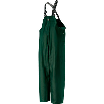 Helly Hansen Highliner Bib Pant, Green, M, 70500-490