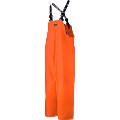 Helly Hansen Mandal Bib Pant, Orange, L, 70529-290