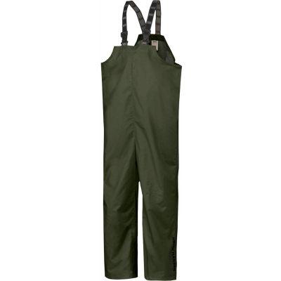 Helly Hansen Mandal Bib, Green, X-Large, 70529-480-XL