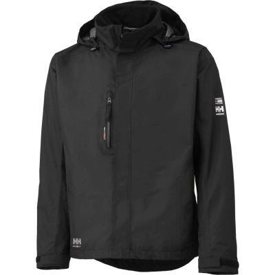 Helly Hansen Haag Jacket, Black, X-Large, 71043-990-XL