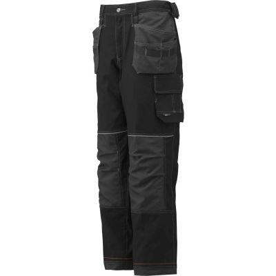 Helly Hansen Chelsea Construction Pant, Black/Charcoal, 38/30, 76488-999-38/30