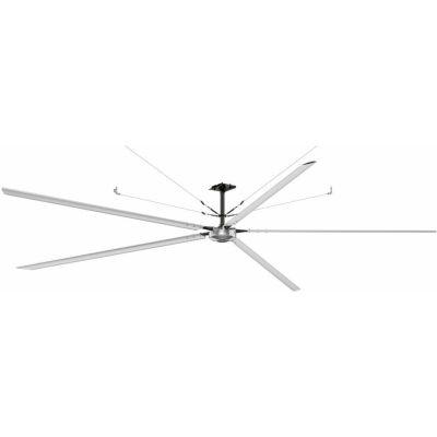 Hunter Titan 72262 - Industrial Ceiling HVLS Fan - High Volume - 18 Ft. Dia, 1 PH, 200/240V