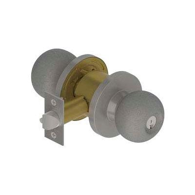"3580 Grade 2 Cylindrical Lock - Storeroom 2-3/4"" Us32d Apl Scc Kd Asa"
