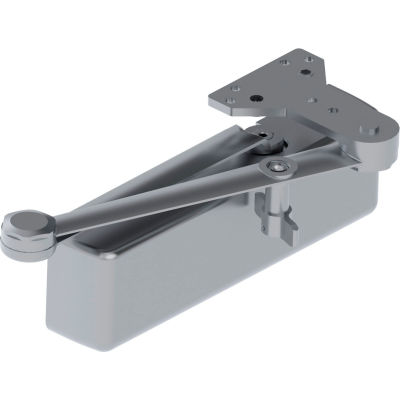 Hager 5100 Series Heavy Duty Door Closer 5100 PAR 1-6 ALM HDHOS