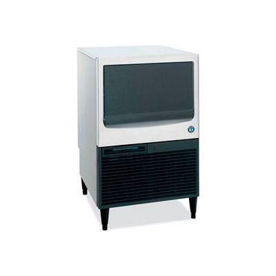 Hoshizaki KM-160BAJ, Self Contained Crescent Cuber, Built-In Storage Bin, Produces 162 Lbs./24 Hours