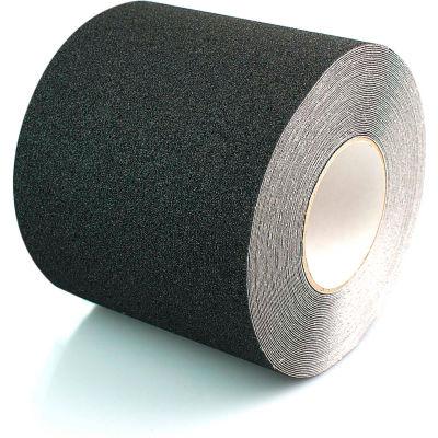 "Heskins Standard Safety Grip™ Anti Slip Tape, Black, 6"" x 60', 60 Grit"