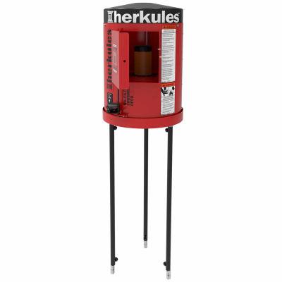 "Herkules Oil Filter Crusher Stand, 2""L x 2""W x 30""H"