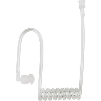 Motorola - Replacement Transparent Acoustic Tube with Earbud for HKLN4477A