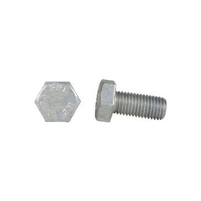 "7/8-9 x 8"" Structural Bolt - ASTM F3125 - A325 - Steel - Hot Dip Galvanized - USA - Pkg of 30"