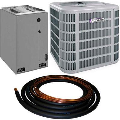 ROYALTON Residential Air Conditioning System - 4AC16L18P - 1.5 Ton - 18000 BTU - 14 SEER